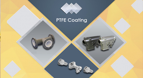 PTFE Fluropolymer Coating and Lining, Electroless Nickel Plating
